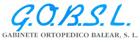G.O.B GABINETE ORTOPÉDICO BALEAR - Venta y alquiler de sillas de ruedas, camas y ortopedia en general.