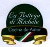 LA BOTTEGA DE MICHELE - Cocina Italiana. Especialidades del Chef. Especialidad en menú degustación.